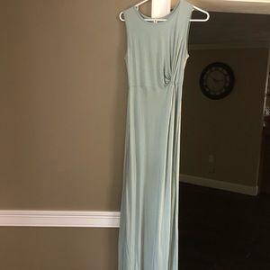 Sage maxi dress size small. NWT never worn
